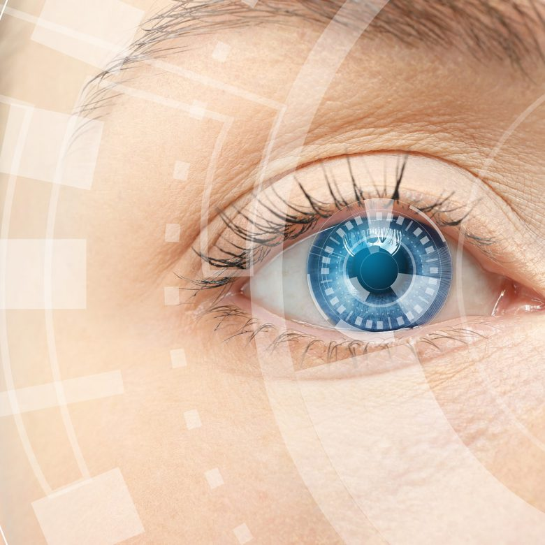 Smart Contact Lenses for real time non-invasive monitoring of health status