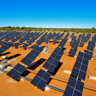 Solar Technology Could Be the Next Big Thing